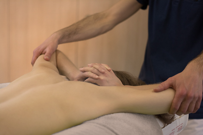 Spinalkanalstenose / Rückenschmerzen
